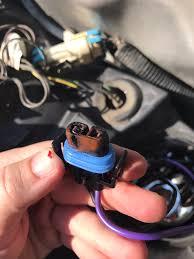 Pontiac G6 Light Bulb 2008 Pontiac G6 Headlight Plug Melted Mechanicadvice
