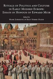 centre for reformation and renaissance studies essays studies rituals cover