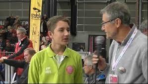 """Trophée des Villes à Autun, l'Interview Boulistenaute """"Jeunes"""" avec Anthony  LAURENT équipe de Moulins sur Orange Vidéos"""