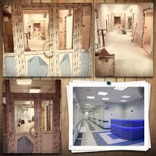 Отделение торакальной хирургии Результатом кропотливой многомесячной работы стало открытие 30 коечного блока в котором функционируют