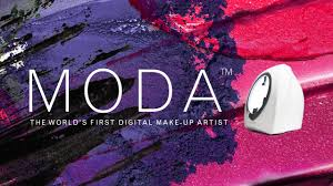 foreo moda digital makeup artist re create beauty looks in seconds you