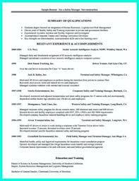 Bde resume