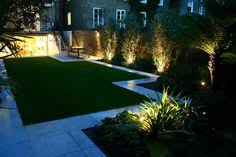 Small garden lighting ideas Patio Modern Family Garden In Battersea With Patio Lighting Planting And Machined Sandstone Pathway Woohome 635 Best Outdoor Lighting Ideas Images In 2019