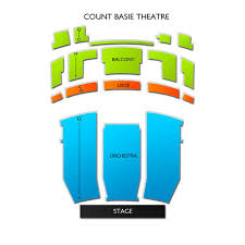 Count Basie Seating Chart Count Basie Theatre Tickets
