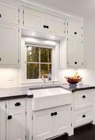 dual farmhouse sink traditional kitchen mitch wise white kitchen cabinet handles o52 white