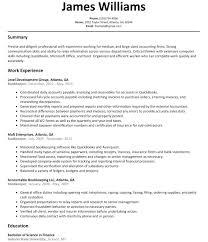 Gallery Of Bookkeeper Resume Buzzwords Bestsellerbookdb Bookkeeper
