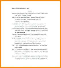 Resume Reference Page Template Resume Reference Page Template Reference Page Sample Sample Job 97