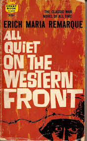 best contemporary classics images books books all quiet on the western front 1962 edition i absolutely love this book it
