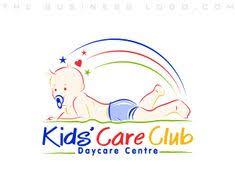 12 Best Daycare Childcare Logos Images Custom Logo Design