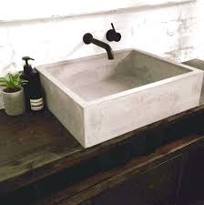 coolest diy concrete sink t19 about remodel fabulous designing home inspiration with diy concrete sink