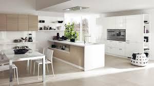 Above Kitchen Cabinet Storage Stunning Kitchen Layout Design With White Cabinet And Backsplash