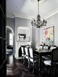 black chandelier dining room black chandelier dining room