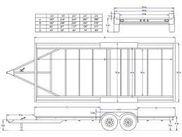 47 best images about trailer utility trailer frame iron eaglesteel