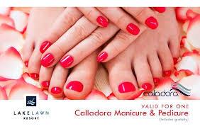 calladora manicure pedicure 85
