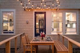 Best Outdoor Lights For Beach House 15 Deck Lighting Ideas For Every Season