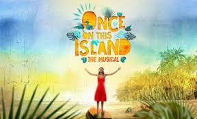 Once On This Island Broadway In Chicago