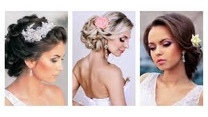 Hochzeitsfrisuren Mittellanges Haar Youtube