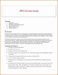 Writing Research Report American Psychological Apa Paper