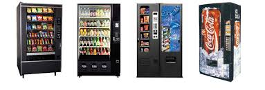 Buy Used Snack Vending Machines