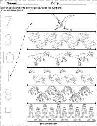 Counting 1 10 Worksheets 1 Math Worksheets Printable Kindergarten ...