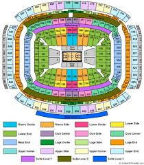 Detailed Final Four Seating 2019