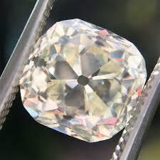 3 20ct antique cushion cut diamond jewels by grace