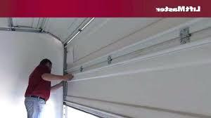 extraordinary how to open a garage door manually garage door will not open manually why wont