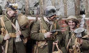 第 一 次 世界 戦争