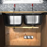 Install Stainless Undermount Kitchen Sink  The Home Depot CommunityHow To Install Undermount Kitchen Sink