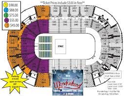 St Louis Symphony Seating Chart Cirque Musica Holiday Wonderland