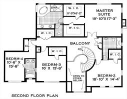 colonial style house plans delightful 6 georgian home plans at Colonial House Plans At Eplans Com colonial style house plans exquisite 35 spanish colonial 8303 4 bedrooms and 3 baths the Eplans Craftsman House Plan