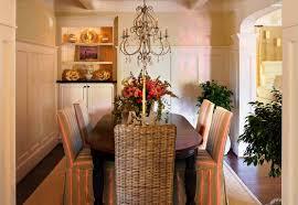 luxury wainscoting dining