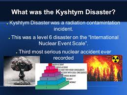 Image result for The Kyshtym Disaster