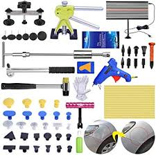 Fly5D Dent Repair Tools Kit Metal Glue Dent Pull ... - Amazon.com
