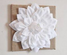 flower canvas wall art tutorial