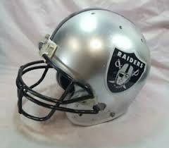 Raider Youth Helmet Sizing Chart La Oakland Raiders Full Size Football Helmet Schutt Youth