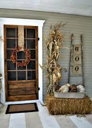 front door decoration40 Cool Halloween Front Door Decor Ideas  DigsDigs