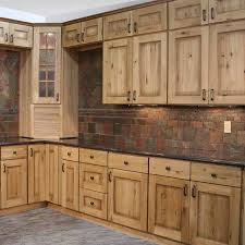 cabinet style. Absolutely Love These Colors On The Back Splash And Rustic Style Cabinets. Cabinet