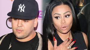 Blac Chyna REFUSES Rob Kardashian s Money Files a RESTRAINING.