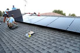 product review la solar group installation front roof installation