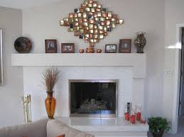 white stone fireplace awesome