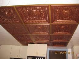 pvc ceiling tiles. Design VC 02 Copper Pvc Ceiling Tiles By Us