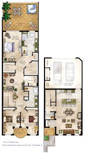 4 Bedroom House Floor Plans  Home Planning Ideas 20174 Bedroom Townhouse Floor Plans