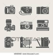 2019年 カメラ イラスト 無料 素材 壁紙イラストキャラクター