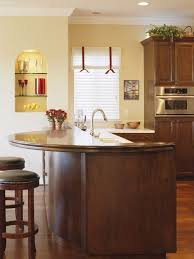 Inspiration for a timeless kitchen remodel in San Francisco with  raised-panel cabinets, dark
