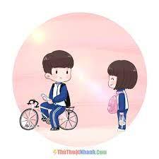 Hình ảnh chibi tình yêu dễ thương, cute và lãng mạn nhất