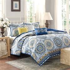 madison park tangiers 6 piece coverlet