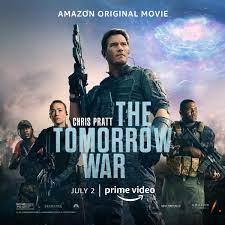 Tomorrow War 2021 New Sci-Fi Story Listen now   Tomorrow War, Tomorrow War  2021, Watch Hollywood Film Online