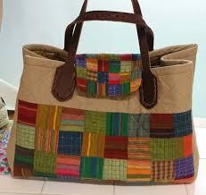 Quilting Patchwork Bag Tutorial. ~ DIY Tutorial Ideas! & Quilting Patchwork Bag Tutorial. Adamdwight.com