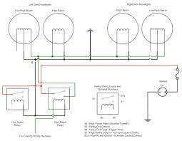 headlight relay wiring diagram relays beautiful of car stylesync bosch headlight relay wiring diagram at Headlight Relay Wiring Diagram